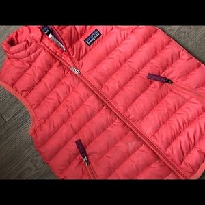 Other - Patagonia Kids down vest